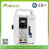 China PROMISE Manufacturer infusion pump / medical pump with hight end LED display and 4 work modes on sale