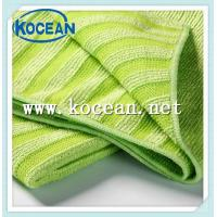 China Super decontamination microfiber kitchen cleaning cloth on sale