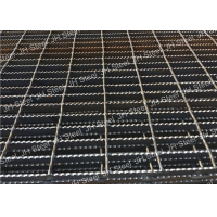 Quality Safety Manual Welded 45mm Carbon Steel Grating for sale