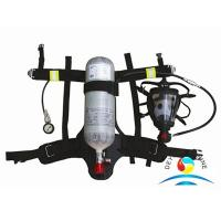 China Fire Hydrant System Positive Pressure Air Breathing Apparatus SCBA on sale