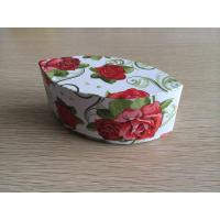 Buy cheap Gift Box with Printed Flowers, 2-piece from wholesalers