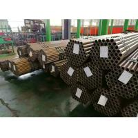 Quality Stainless Steel Bright Annealed Welded Pipes Round ASTM A358 Standard for sale
