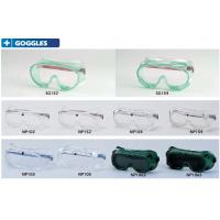 Quality Safety Goggles thickness 1mm or 1.5mm with CE,ANSI for impact,dust, UV resistance &anti frog for sale