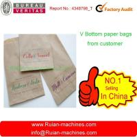 Best kraft paper bags making machine wholesale