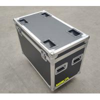 China Heavy Duty Aluminum Frame Lighting Flight Case Easy Locking High Strength on sale