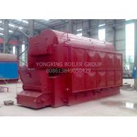 Buy cheap Steel Q345R Material Coal Fired Steam Boiler In Textile Industry 4 Ton Chain from wholesalers