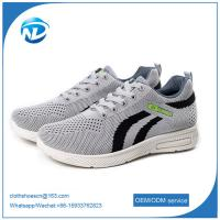 Quality New Design Lace-up Men Shoes Sneakers EVA outsole OEM Shoes for sale