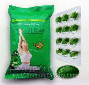 China Botanical green MZT slimming diet pills on sale