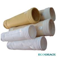 Quality Waste incinerator high temperature dust filter bags D 160X7000mm for sale