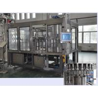 Quality 380V Automatic Water Filling System , Commercial Water Bottling Equipment  for sale