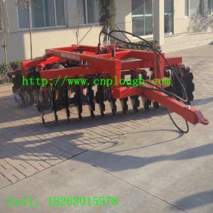 China 1BZ hydraulic trailed  disc harrow on sale