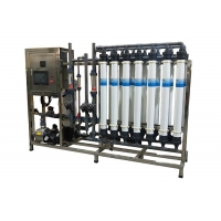 China 5TPH Industrial UF System Water Treatment Equipment Ultrafiltration Purifiercation for sale