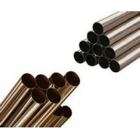 Quality Cusom Anti Dry Fluorine Copper Nickel Pipe For Heat Exchanger 3 - 400mm Out Diameter for sale
