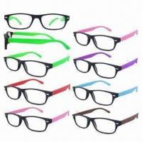 China Fashionable Reading Glasses with Soft Touch, Available in Various Colors on sale