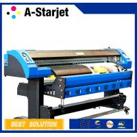 China Cmyk Dx5 Eco Solvent Printer Rip Software Large Format Photo Printer on sale
