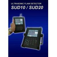 Quality IP65 Automatic Calibration digital flaw detector Embeding Software to PC SUD10 for sale