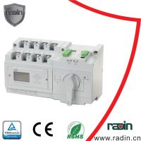 Quality White Black Automatic Changeover Switch 10A-630A PC Type With IEC60947-6-1 for sale