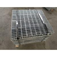 Quality Forge Welded Steel Bar Grating Common Banded Ends Subway Grating Clamp for sale