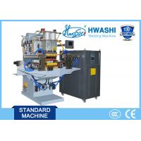 Best Stainless Steel Electric Box Automatic Welding Machine With Auto Rotaty Feeder wholesale