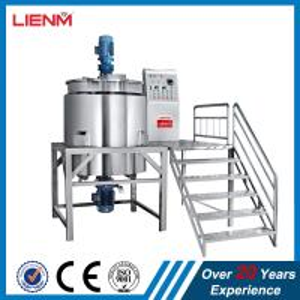 China LIENM Factory Shampoo Liquid Soap Liquid Detergent Making Machine on sale