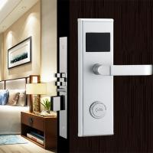 China EP-A102 Keyless Electronic Door Locks for Hotels, RFID Hotel Locks on sale