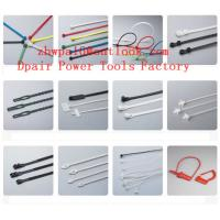 Quality Self Locking Nylon Cable Tie Dragon Seal WP for sale