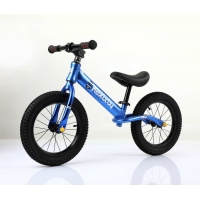 Quality New Arrival No Pedal 14inch  Aluminum  Kids Balance Bike Baby Push Bike With Inflatable Tires&Tube for sale