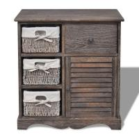 Buy cheap Maize Straw Drawers Cabinet Cupboard Living Room Furniture from wholesalers