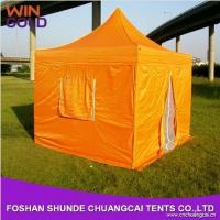 Quality 2015 custom wholeasale folding gazebo easy pop up canopy used army tent for sale for sale