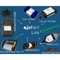 China diesel truck diagnosis scanner Muti-Languagee Jaltest was Multi-Diag with Bluetooth For V on sale