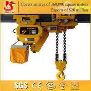 Quality 2 ton chain block, chain hoist factory, chain fall hoist for sale
