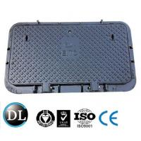 Buy cheap JRC CW2 Ductile iron manhole cover for DU from wholesalers