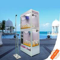 Quality Two Layer Save Space Online Claw Crane Machine Smartphone Control Catch Dolls for sale