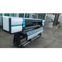China 1.8m 1440dpi High Resolution and Strong Eco Solvent Printer Large Format Printer on sale