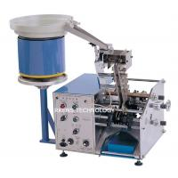 Quality Automatic loose/taped axial diode/resistor lead forming kinking machine for sale