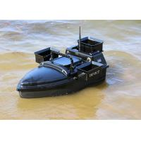 Quality Black shuttle bait boat Style rc model / remote control fishing boat for sale