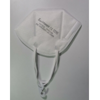 Quality EN149 Foldable Earloop Style KN95 Disposable Respirator for sale