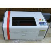 Quality S500 500x300mm Small Laser Engraving Machine For Mdf / Paper / Rubber / Cloth for sale