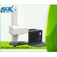 China Desktop dot peen marking machine for all kinds of metal on sale