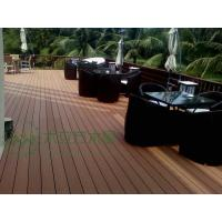 Quality WPC decking board prices, wood plastic composite decking for sale