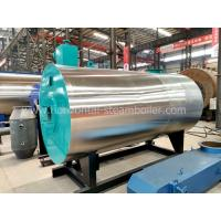 Quality Industrial oil Fired Thermic Fluid Heater , Oil / Gas Fired Thermal Fluid Systems for sale