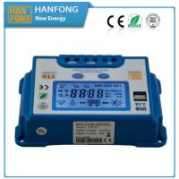 China 20A Solar Power Controller / Solar Charge Controller With Digital Display on sale