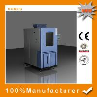 Quality 150L Climatic Test Chamber / Environmental Temperature Humidity For Plastic Material for sale