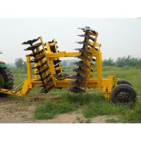 Quality Hydraulic folding wing disc harrow for sale