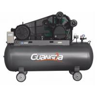 Quality 1300 Speed Black Portable Electric Air Compressor With Tank Double Screw for sale