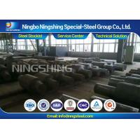 Quality Forging Shafts 4340 / 34CrNiMo6 Alloy Steel Forging Shaft for Machinery Parts for sale