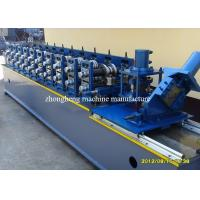 China Steel C - Studs Cold Roll Forming Machine for Roof & Wall Framing System on sale