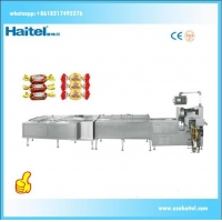 Quality Double Twist Programmed Chocolate Packing Machine for sale