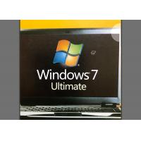 Quality Computer System Microsoft Windows 7 Ultimate SP1 Customized Language for sale