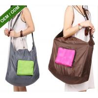 Best Wholesale Sale Chinese Promotional Foldable Polyester Large Shopping Bags wholesale